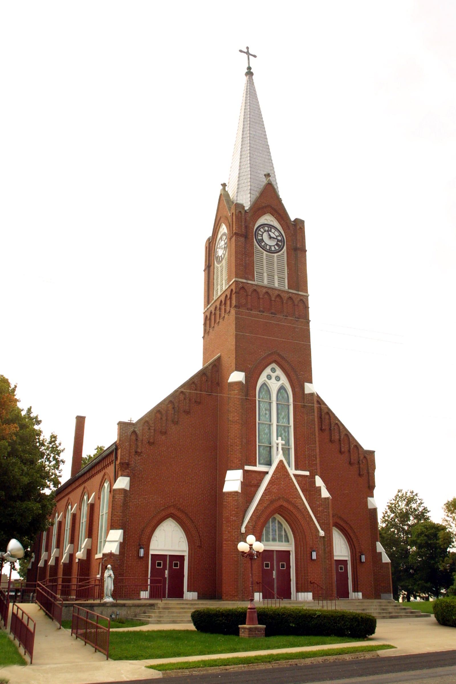 St Elizabeth St Lawrence