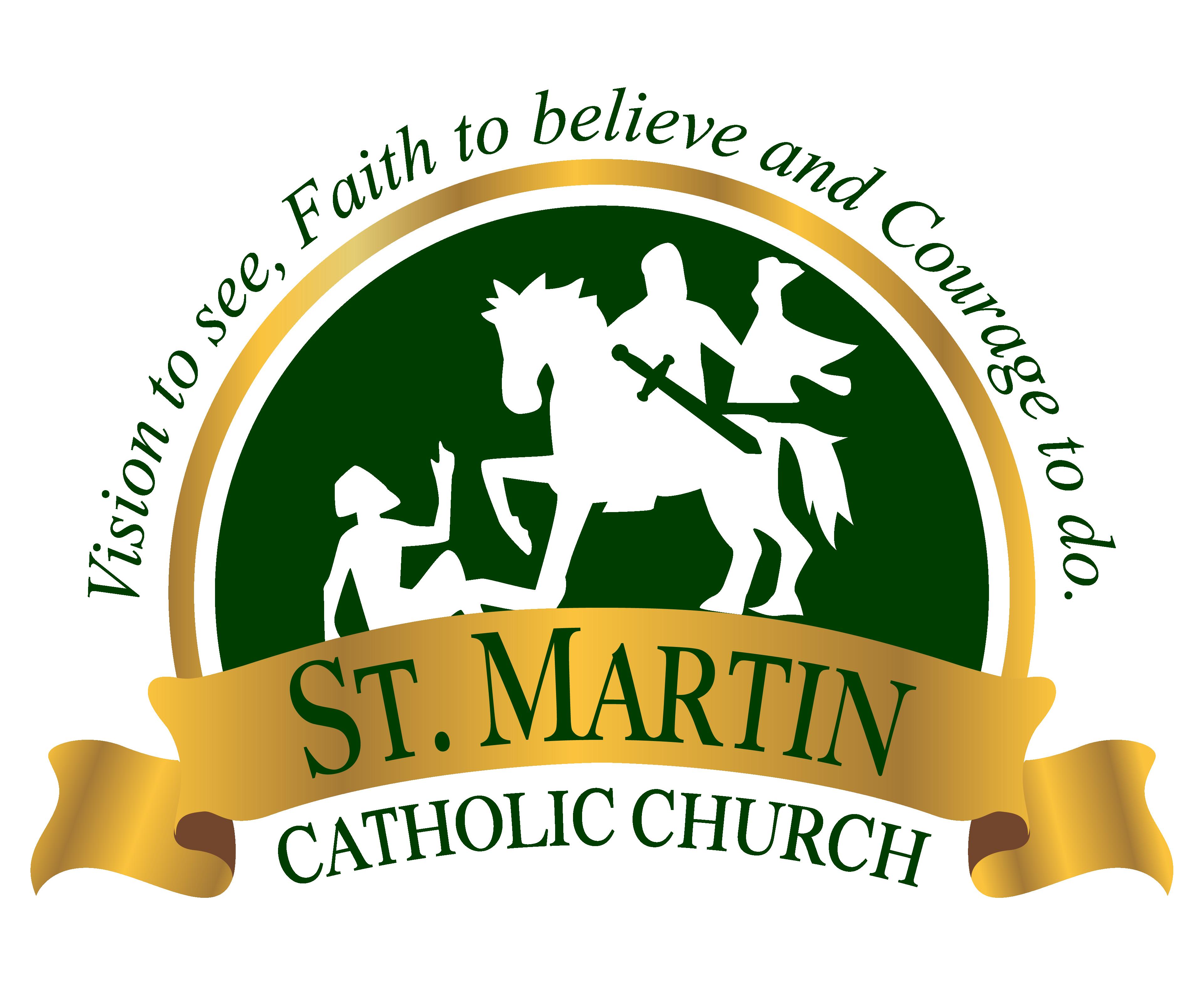 Parish Logos 150 200 0002 StMartins StMartin Logo