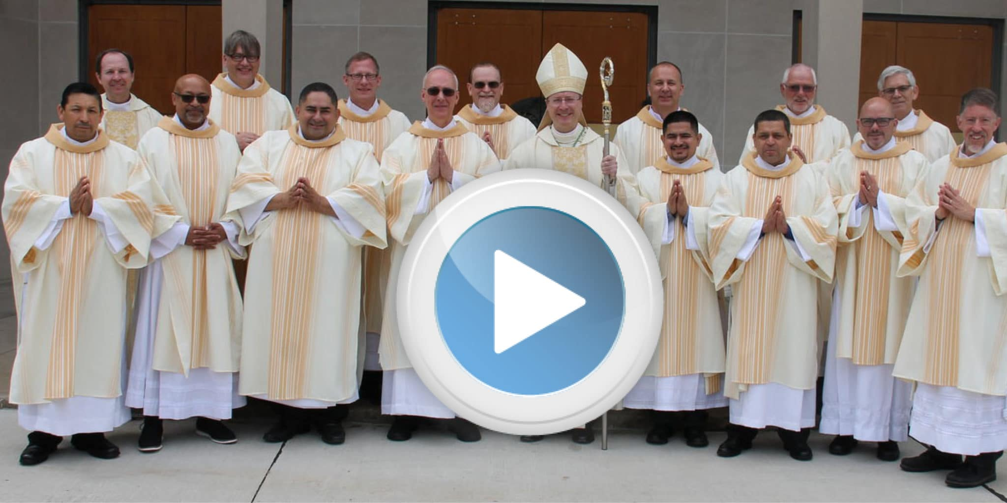 See a video of the ordination Mass on May 4, 2019.