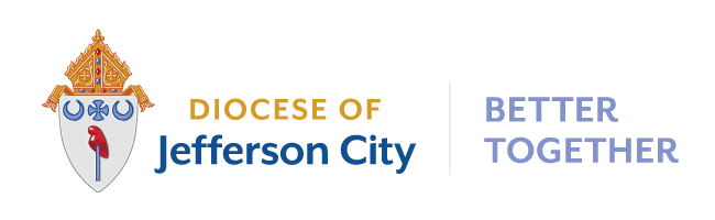 Diocese of Jefferson City Primary Logo, Better Together