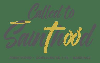 Called To Sainthood Design Web