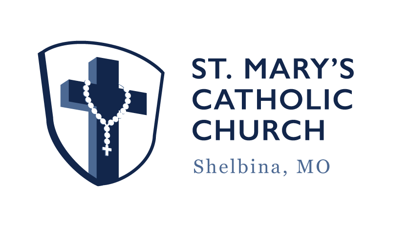 St. Mary Shelbina Logo