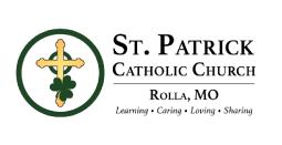 Rolla St Patrick Logo