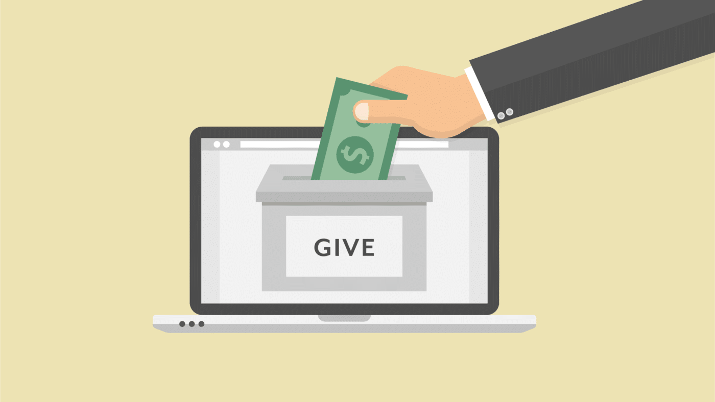 Online Giving Guide For Parishes