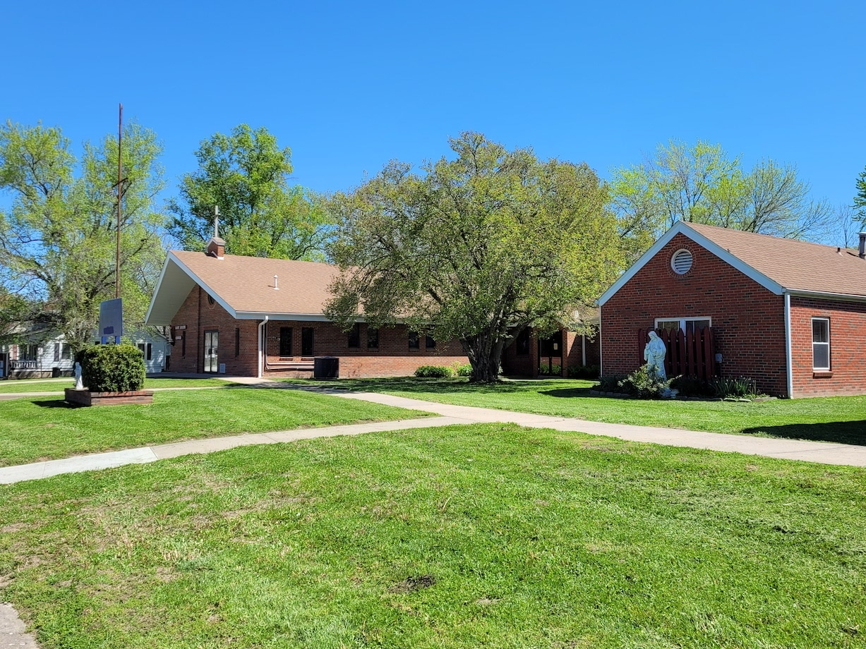 Fayette Church W Rectory