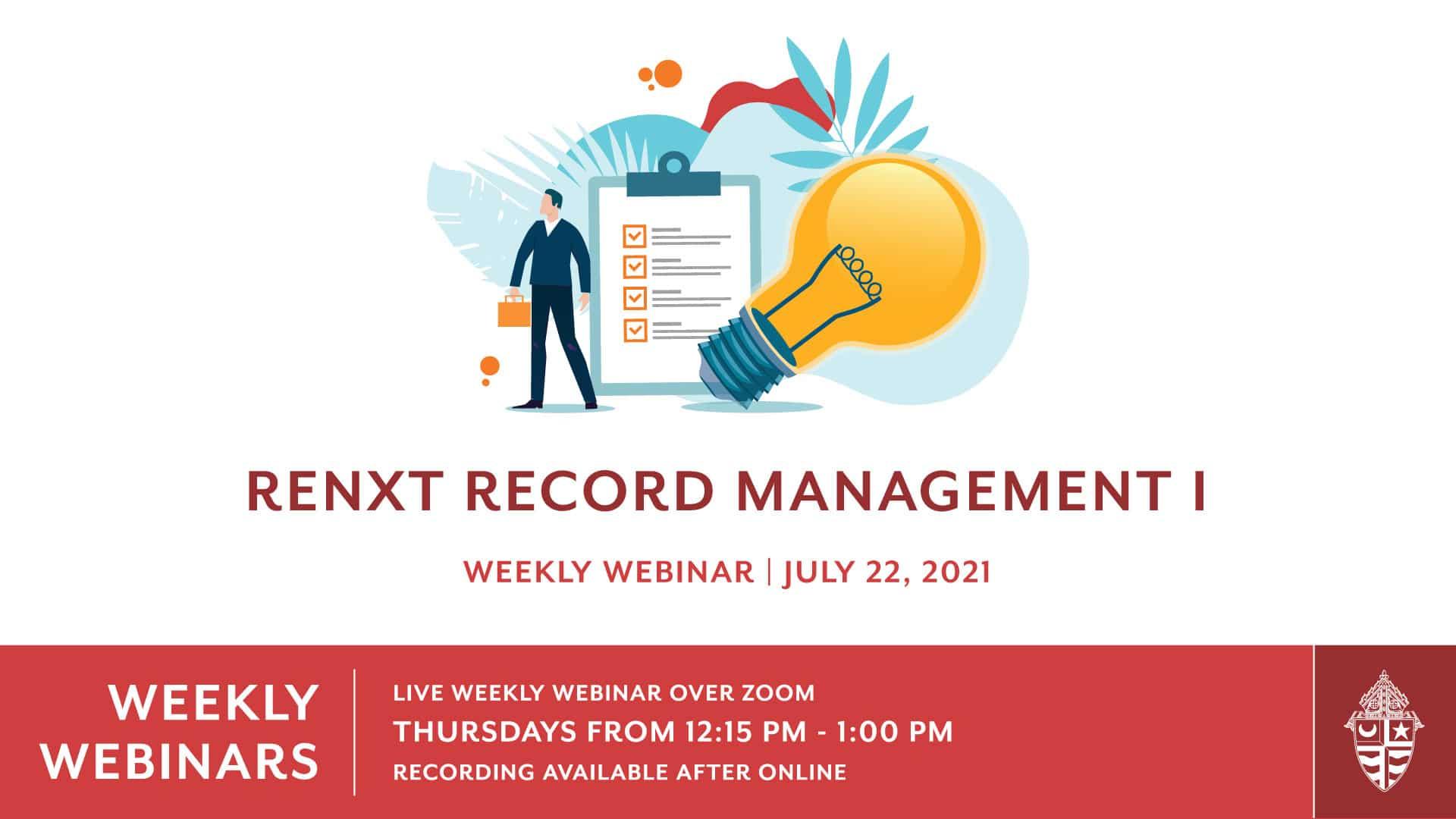 RENXT Record Management 1