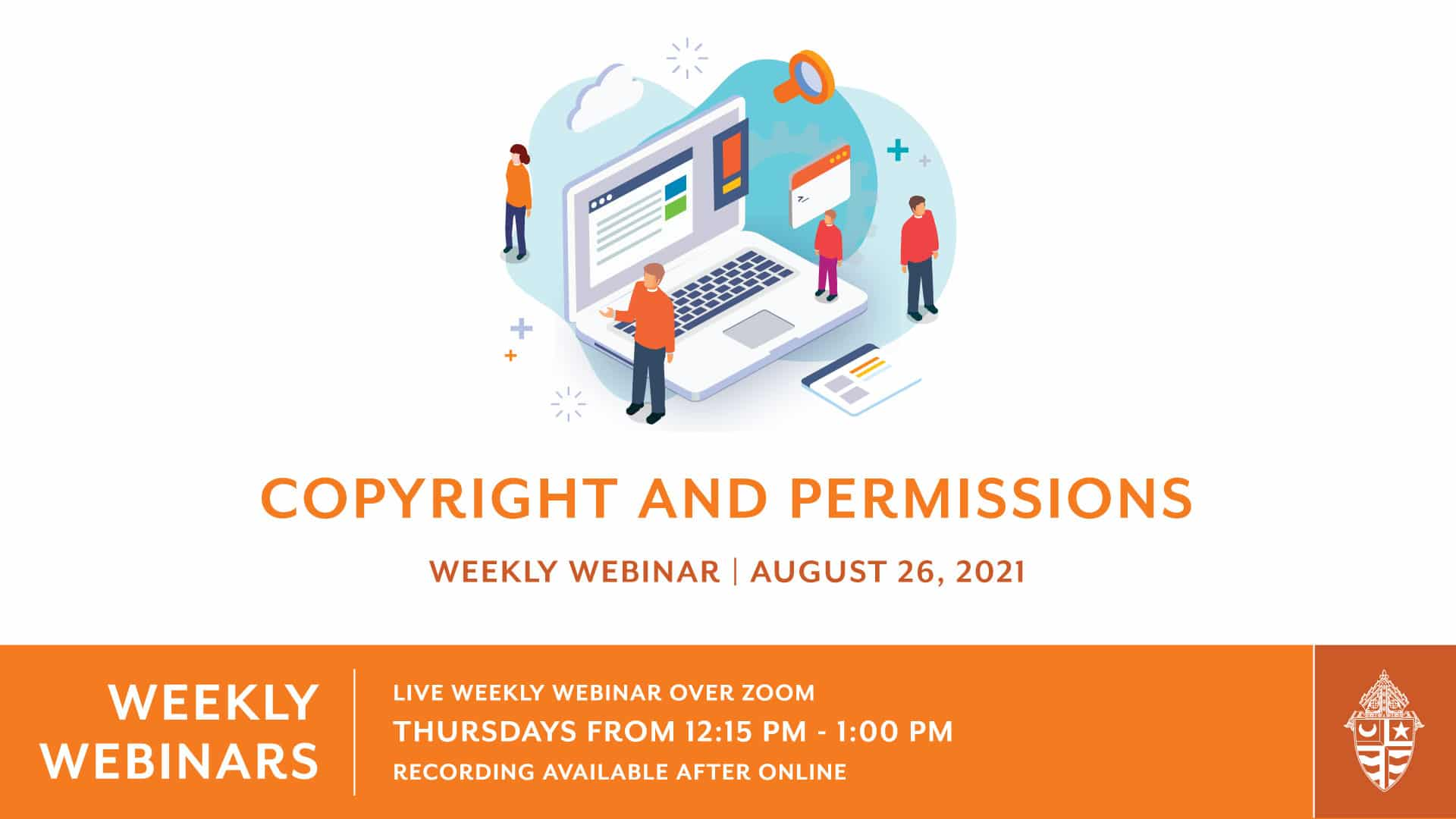Weekly Webinar Copyright and Permissions