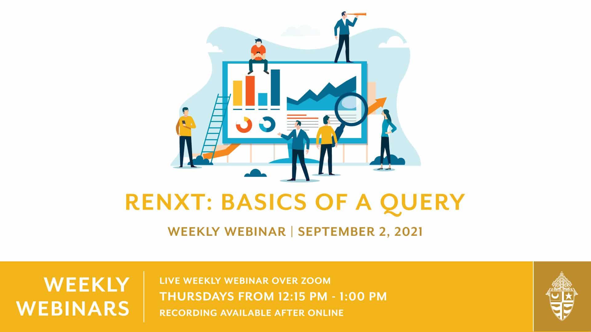 Weekly Webinar RENXT Queries