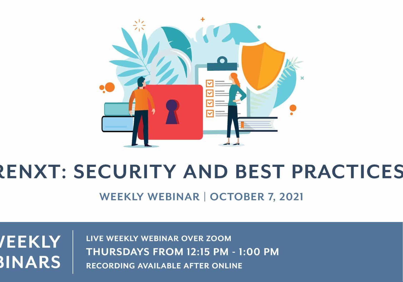 RENXT Securities and Best Practices