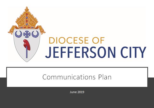 Communication Plan Cover