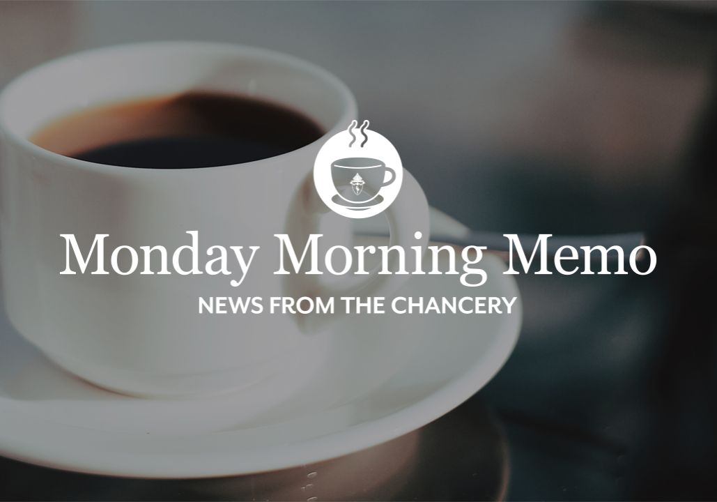 Monday Morning Memo Diocese Of Jefferson City