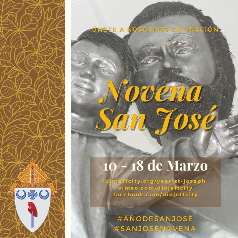 St Joseph Novena Spanish