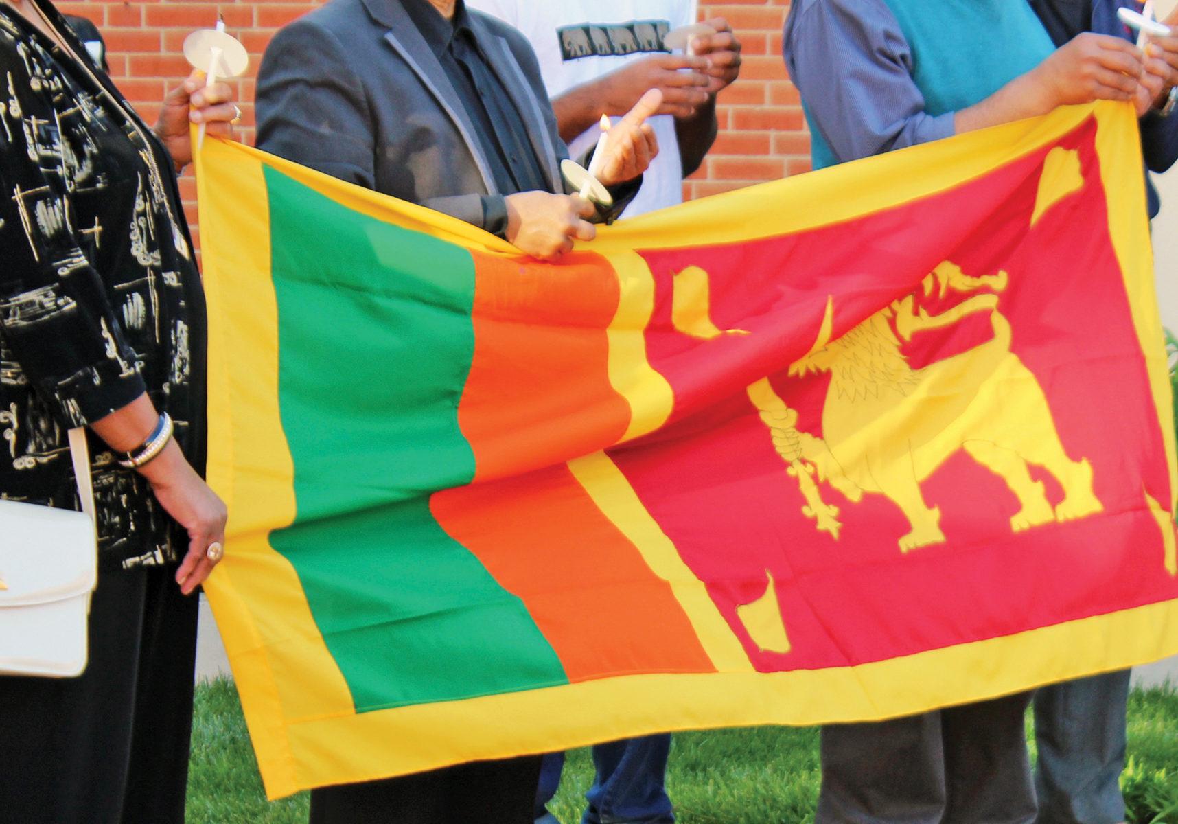 Sri Lanka Prayers