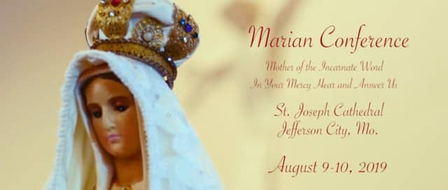 Marian Conference – Diocese of Jefferson City